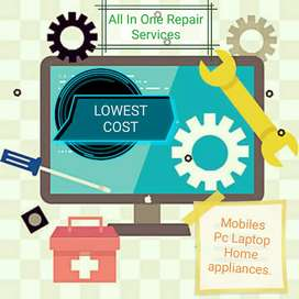 All in one repair services