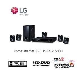 LG Home Theater DVD DISC 5.1CH DH4230S HDMI Super BASS BLAST