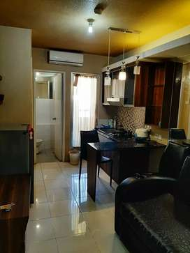 Apartemen Kalibata City Tower Herbras 2 BR furnished