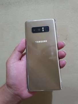Samsung Note 8 GOLD 6/64 Single Sim