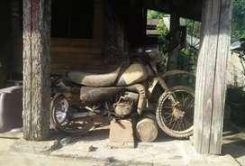 Suzuki TS kec kutambaru