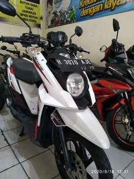Yamaha X-Ride Thn 2015 Mulus Terawat Pajak Taat Mesin normal Segel