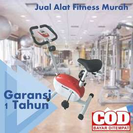 Sepeda Statis Total Fitness Magnetic TL 8219 LIMITED STOCK