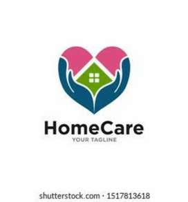 Home health care female