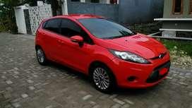 Ford Fiesta Trend Matic 2011 plat L Surabaya