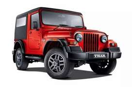 Looking for Mahindra thar crde 2017 model onwards