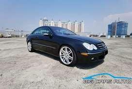 2009 Mercedes Benz CLK200 AVG NIK 2008 ATPM Facelift Coupe Z4 SLK
