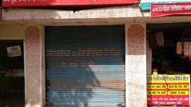 Shop available for rent in main road