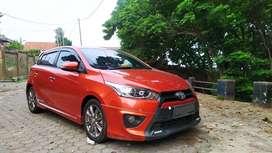 Toyota Yaris TRD Sportivo Kilometer Rendah