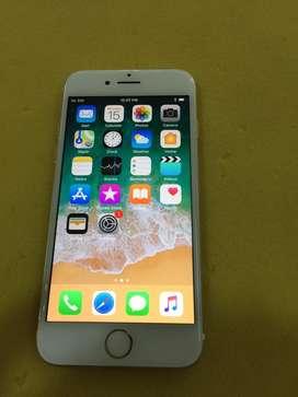 I phone 7 32 gb goldmint counditan