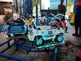 BARU wahana mainan kereta panggung mini odong DP rendah