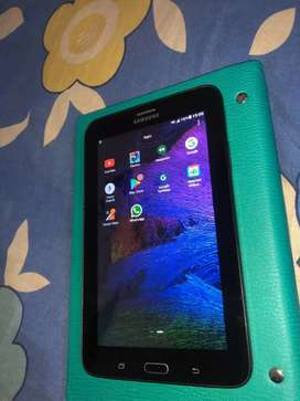 Samsung galaxy tab v3, with calling feature.