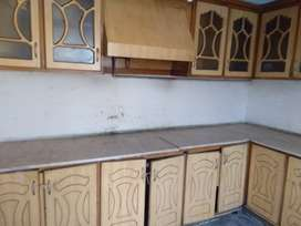 Portion for rent in chaklala schme 3 yousf colony.