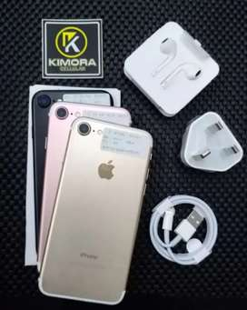 Iphone 7 128gb ready stock. Like new. Gasss
