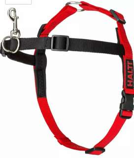 Halti Dog Harness. Imported Made in Taiwan.
