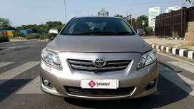 Toyota Corolla Altis 1.8 VL AT, 2011, Petrol