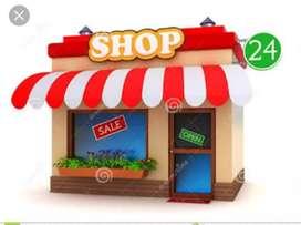 Shop for sale near boni hospital ajnala.