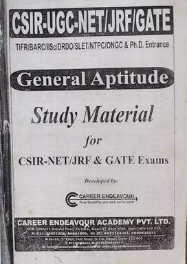 JRF NET Study material (Complete Set)