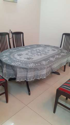 Wooden Dinning Table for Sale