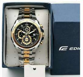 Refurbished edifice chain watches CASH ON DELIVERY negotiable hurry