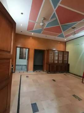 Cont 0333 -1539541 portion for Rent Zechan street near to main road