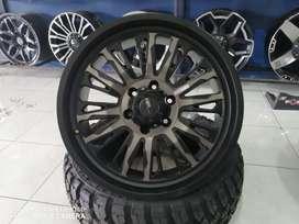velg hsr wheel birawa 20x9 h6