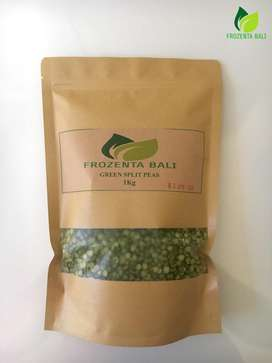 Kacang Polong Belah 1kg / Green Split Peas