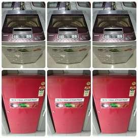 Having 5 year warranty on Fridge//washing machine delivery free Mumbai