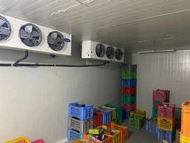 2000 CFT Capacity Cold Room (-25 degrees) available for sale for rent