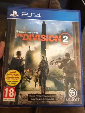 Division 2 for PS4