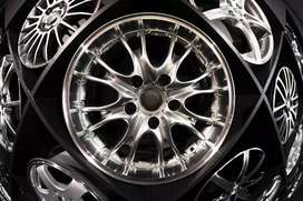 All Car New Alloy wheels & Tyres