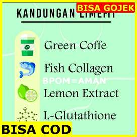 Diskon Pelangsing Herbal Limefit Halal