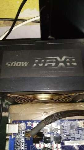Psu Enermax Naxn 500watt