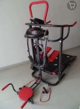 Treadmill menual