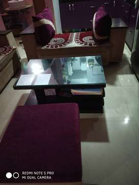 3+2 +1 seater sofa + 1 table for just 20000