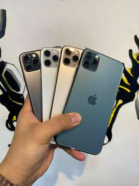 iPhone 11 ProMax 64gb & 256gb