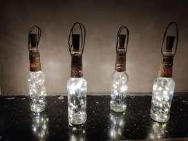 Bottel decoration product