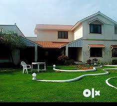 Jubilee Hills Posh Colony 5 Bhk Independent House For Rent With All 0