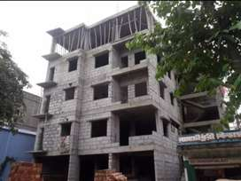 South facing apartment on andul road