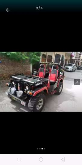 Jeep willy thar every tppes jeep hunter available