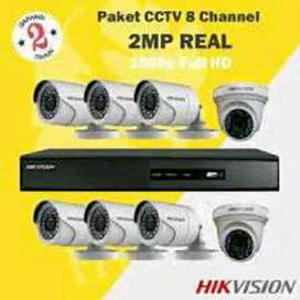 Agen resmi CCTV online murah dan free KABEL