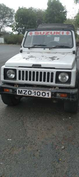 Maruti Suzuki Gypsy 1986 petrol and lpg Good Condition