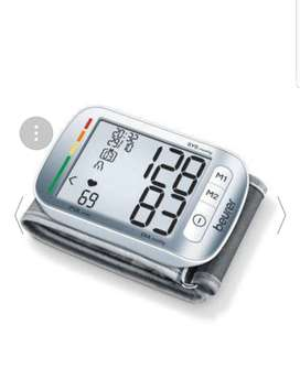 Beurer BC50 wrist blood pressure monitor  With integrated risk indicat
