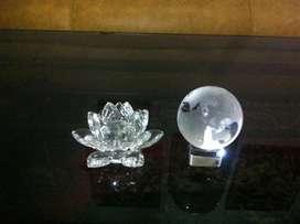 Pajangan crystal belanda unik