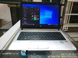 LAPTOP INTEL COREI7 KENCANG 6500U SUDAH SSD LAPTOP MEREK HP