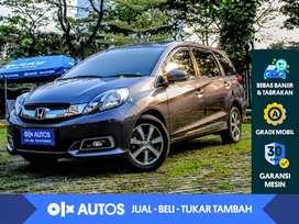 [OLXAutos] Honda Mobilio 1.5 E Prestige CVT 2016 Abu-Abu