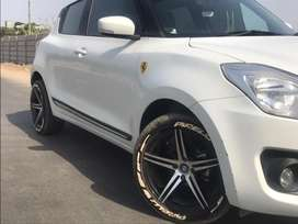 Alloy Wheel 16 inches With Tyre