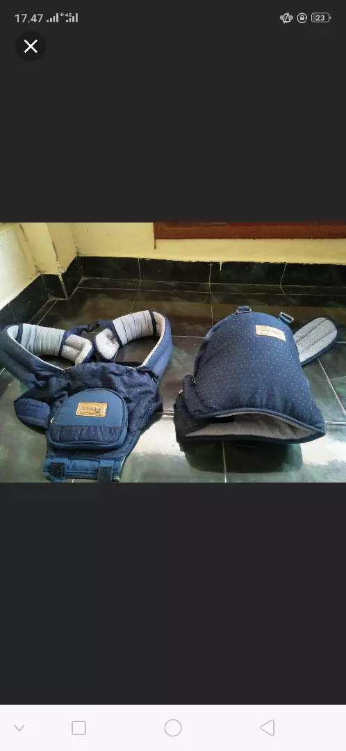 Hipseat dialogue denim DGG 1012 0