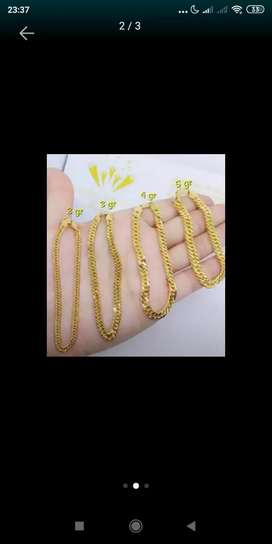 Terima emas dan berlian