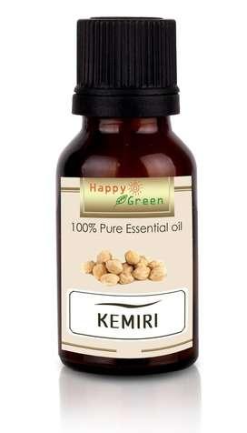Happy Green Candlenut Oil 30 ml Minyak Kemiri ASLI PREMIUM GRADE